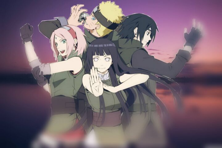 Naruto Family Wallpaper Download To Your Mobile From Phoneky