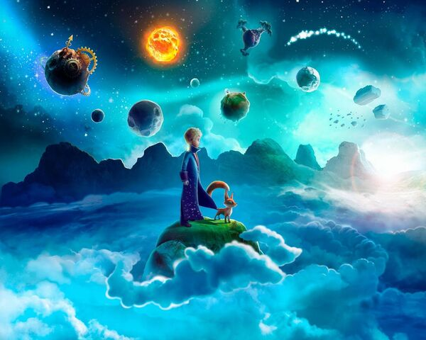 The Little Prince Wallpaper Download To Your Mobile From Phoneky