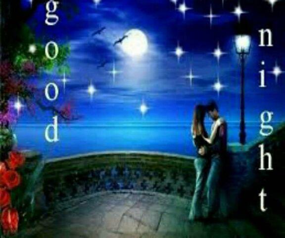Dobranoc romantycznie