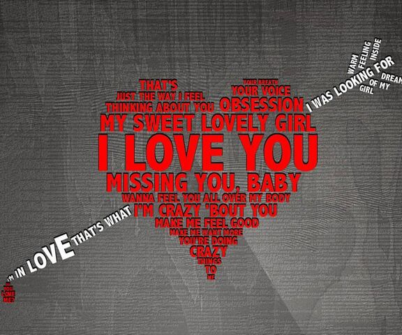Love Wallpaper M Wallpaper Download To Your Mobile From Phoneky