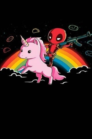 Deadpool Unicorn3