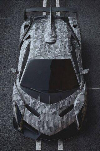 Lamborghini Roadster