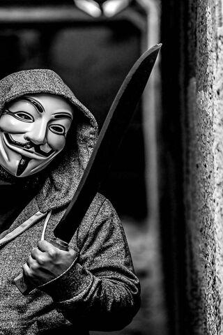 Anonymous Blade