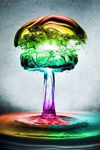 Gökkuşağı Bombası