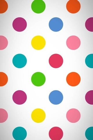 Cool Colored Dots